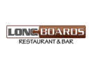 Longboards Restaurant & Bar Logo