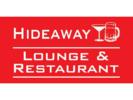Hideaway Lounge & Restaurant Logo
