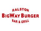 Ralston BigWay Burger Bar & Grill Logo