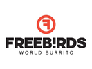 Freebirds World Burrito Rock Prairie Logo