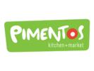 Pimentos Kitchen + Market Logo