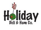 Holiday Deli & Ham Co. Logo
