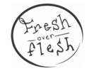 Fresh Over Flesh Logo