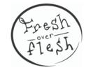 Fresh Over Flesh Logo