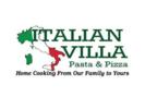Italian Villa Restaurant Logo