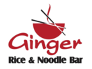 Ginger Rice & Noodle Bar Logo