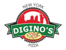 Digino's New York Pizza Logo