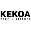 KEKOA Poke Bowls & Hawaiian Foodie Logo