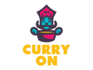 Curry On Logo
