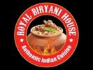 Royal Biryani House Logo
