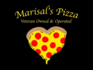 MariSal's Pizza Shop Logo