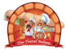 Two Twisted Italians Logo
