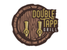 Double Tapp Grill Logo