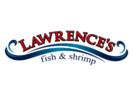 Lawrence's Fish & Shrimp Logo