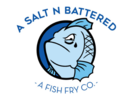 A Salt N Battered Logo