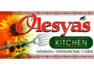 Olesya's  Kitchen Logo