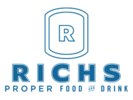 Rich's Proper Food and Drink Logo