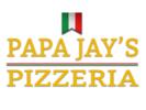 Papa Jay's Pizzeria Logo