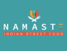 Namaste Indian Street Food Logo