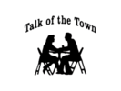 Talk of the Town Diner Logo
