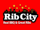Rib City at Grant Station Logo