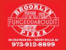 Brooklyn Pizza Logo