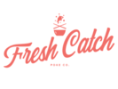 Fresh Catch Poke and The Galley Lounge Logo