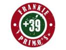 Frankie Primo's +39 Logo