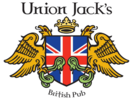 Union Jack's British Pub Logo