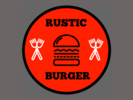 Rustic Burger Logo