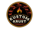 Kustom Krust Brick Oven Pizza & Wings Logo