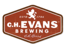 C.H. Evans Brewing Co. Logo