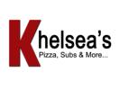 Khelsea's Pizza Logo