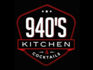 940's Kitchen & Cocktails Logo