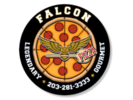 Falcon Pizza Logo