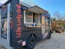 Little Lady Grill Food-Truck Logo