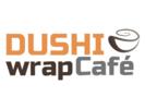 Dushi Wrap Cafe Logo