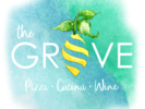 The Grove, Pizza Cucina & Wine Bar Logo