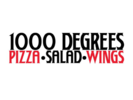 1000 Degrees Pizza Logo
