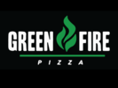 Green Fire Pizza Logo