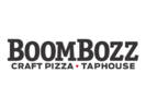 Boombozz Pizza & Taphouse Logo