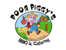 Poor Piggy's BBQ (Food Truck) Logo