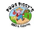 Poor Piggy's BBQ (Food Truck) Logo