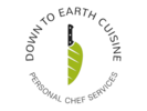Down to Earth Cuisine Logo