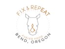 FIX & REPEAT Logo