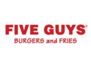 Five Guys Logo