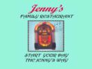 Jenny's Family Restaurant Logo