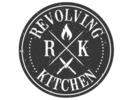 Revolving Kitchen Logo