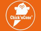 Chick'nCone Logo