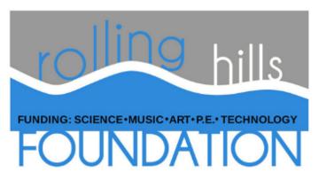 Rolling hills foundation logo 2015